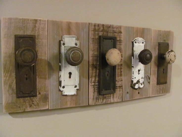 Rustic Antique Coat Rack   One Of A Kind. $150.00, Via Etsy.