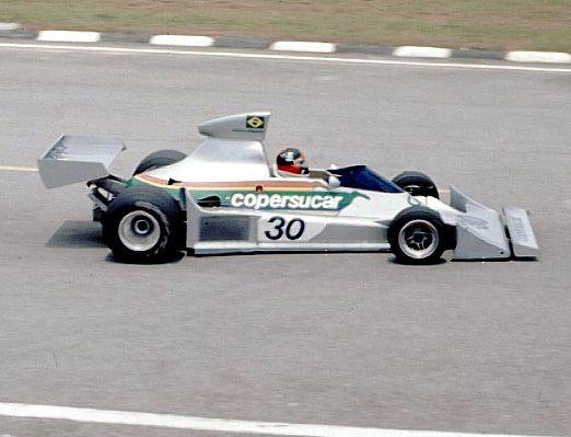 Fittipaldi 1976   ... FITTIPALDI FÊTE SES 70 ANS: « FELIZ ANIVERSARIO WILSON FITTIPALDI Jr
