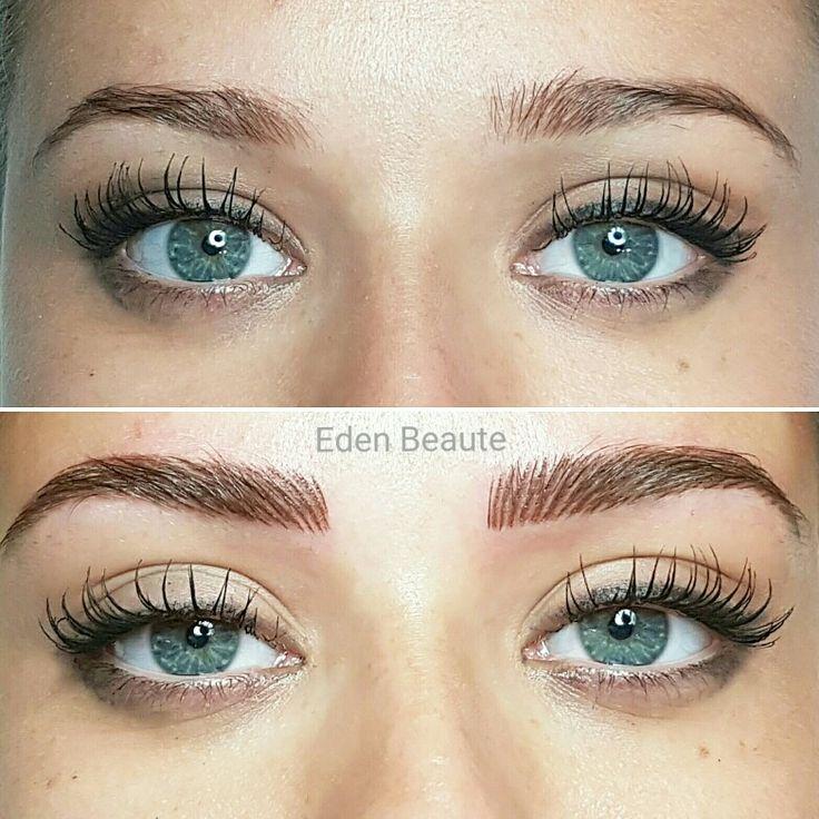 Les 8 meilleures images du tableau sourcils sur pinterest maquillage permanent sourcils - Maquillage permanent sourcils poil a poil ...