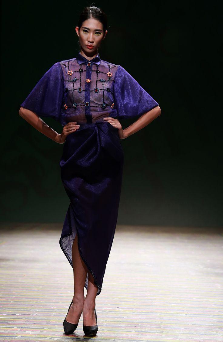 Vietnam Fashion Week SS16 - Ready to wear. Designer: Hung Viet. Photo: Cao Duy