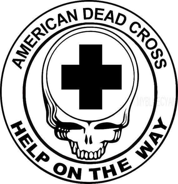 Grateful Dead Logo Images Casket