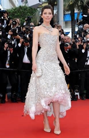 Jessica Biel in Cannes 2013