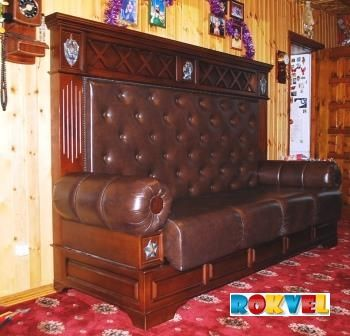 Мебель в стиле «сталинского ретро» ,   диван сталинский.