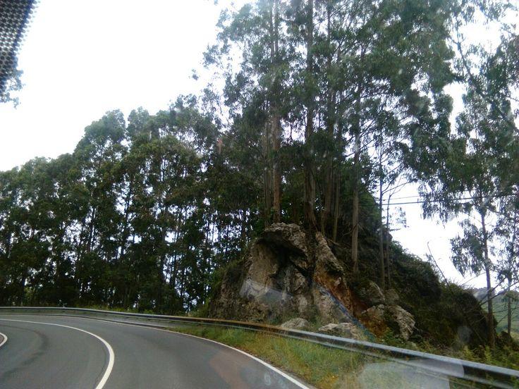 Asturias, en carretera