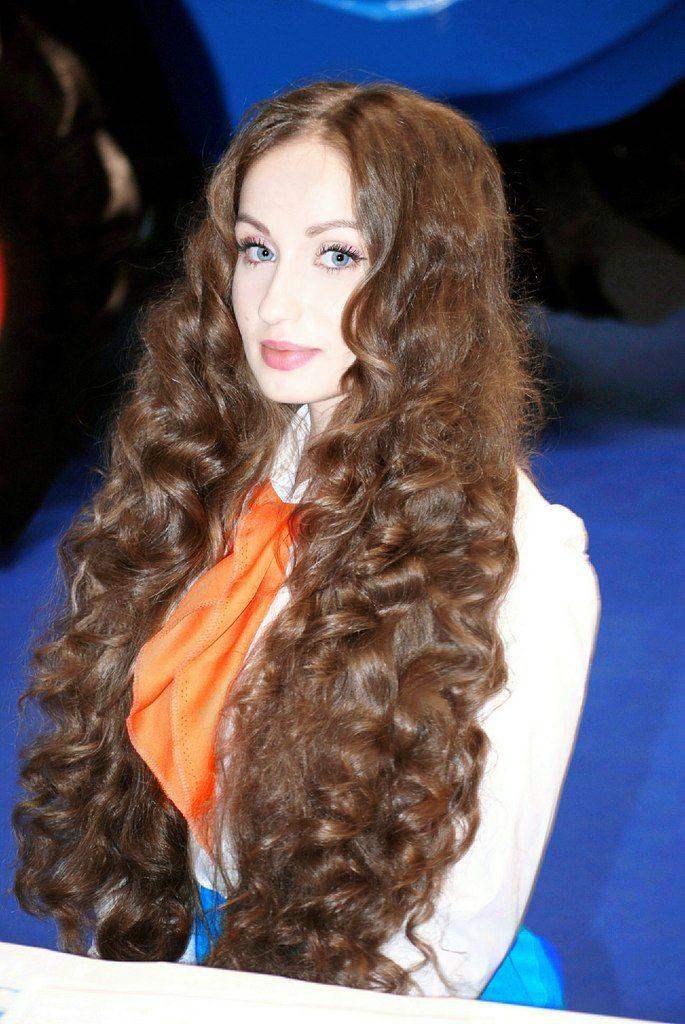 Kristina Konyashkina Кристина Коняшкина Longhairfetish