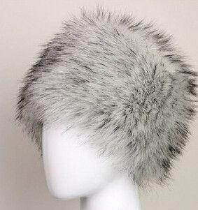 2016 New Fashion Faux Fur Russian Hat Women Winter Gorras Bonnets Bomber Hats Winter Caps for Women