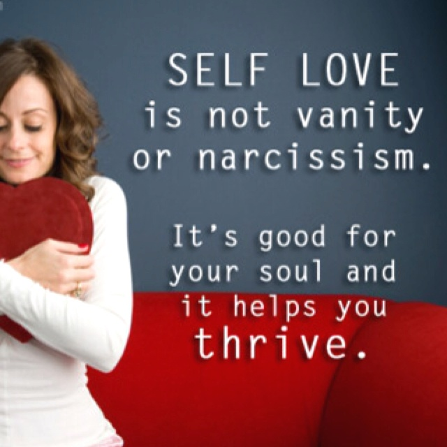 Image result for self love + vanity