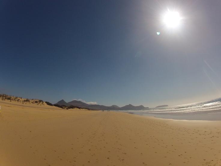 9 km of Golden Sand