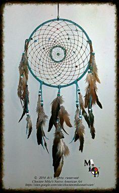 Choctaw Native American Dream Catcher