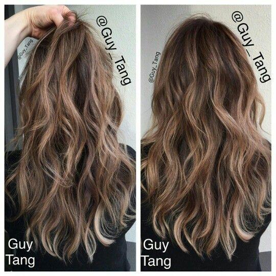 Groovy 1000 Ideas About Brown Blonde Hair On Pinterest Blonde Hair Hairstyles For Men Maxibearus