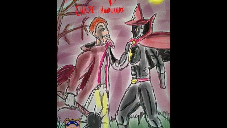 Homemade Comic: Father Sorrow V.S Chase Hoodlands Full Comic A Ryan Melr...