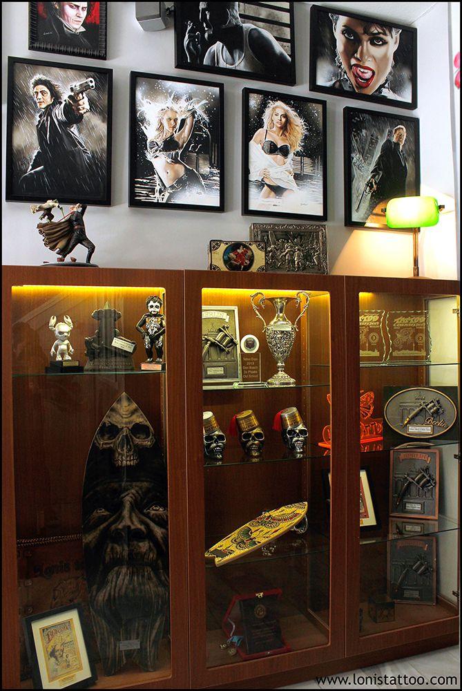 LTS Awards,Studio tattoo in Athens-Greece 210-9739010 #lonistattoo www.lonistattoo.com