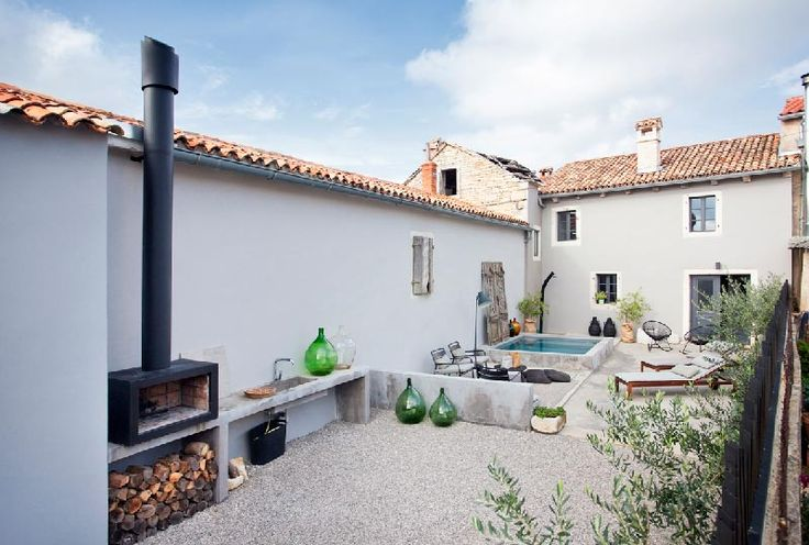 Affascinante casa vacanze in Istria
