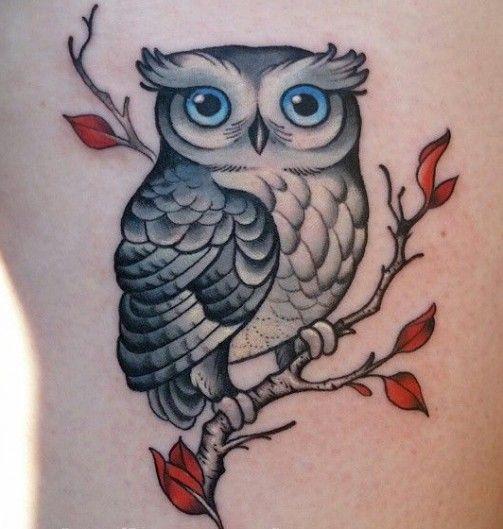 25+ Best Owl Tattoo Design Trending Ideas On Pinterest
