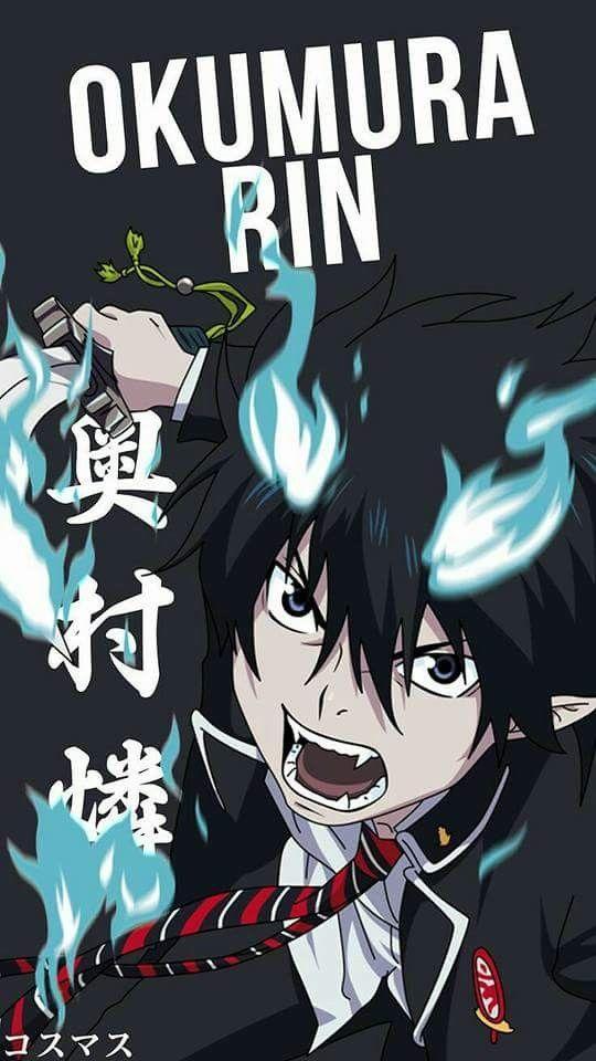 His name is rin lockscreen anime anim personnage - Sites de animes para celular ...