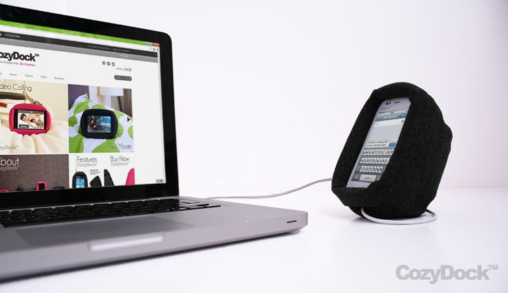 From your bed to you desk, dock it your way!