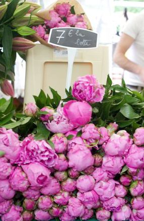 peonies. Perfect and naturalRose Gardens, Heart, My Daughters, Colors Rose, Farmers Marketing, Gardens Rose, Pink Rose, Flower, Pink Peonies