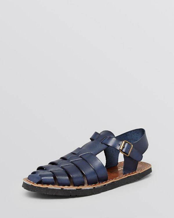 Jeffrey Campbell Flat Fisherman Sandals - Egypt 2