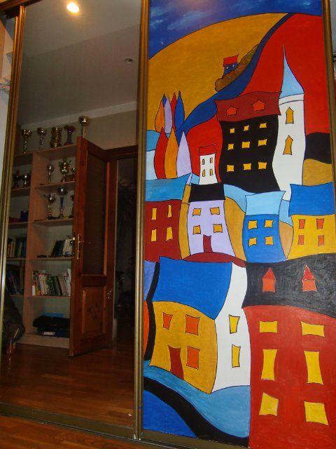 роспись мебели акриловыми красками - Поиск в Google
