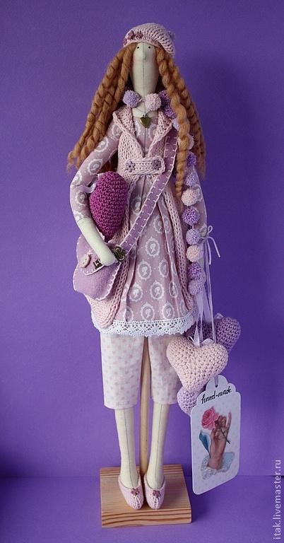 like the crochet hearts
