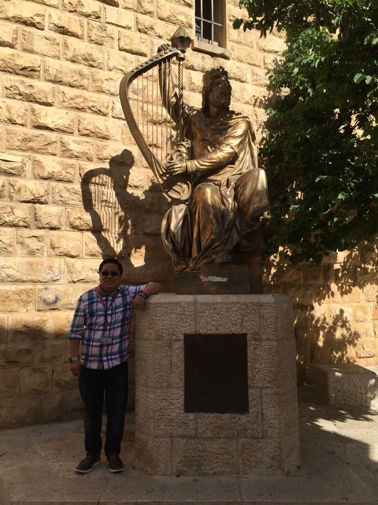 King David Jerusalem 2015