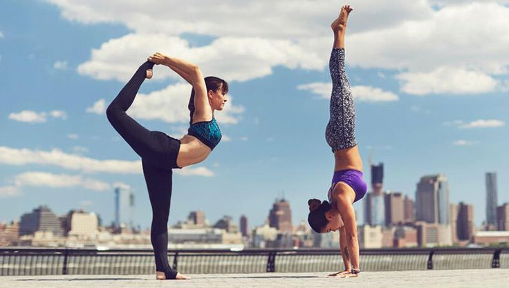 Practice these yoga poses for a stronger, leaner, fitter body.