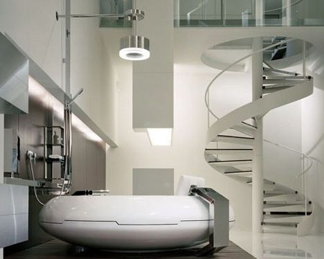 62 best futuristic creative and just plain odd images on for Bathroom interior design bd