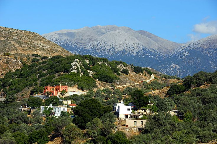 Above Paleochora - near Prodromi, Crete