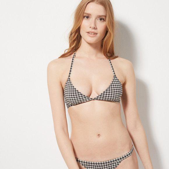 Monoprix - Haut de maillot de bain - triangle - MONOPRIX FEMME