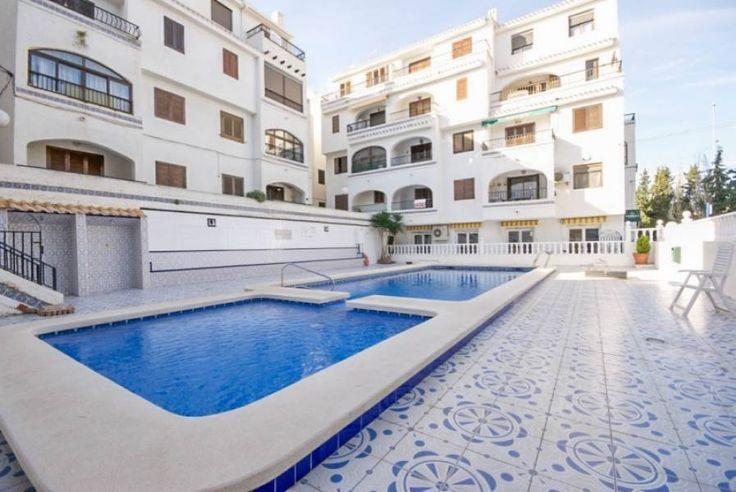 RicaMar Homes Real Estate Costa Blanca   One Bedroom Apartment in Playa Flamenca - Orihuela Costa