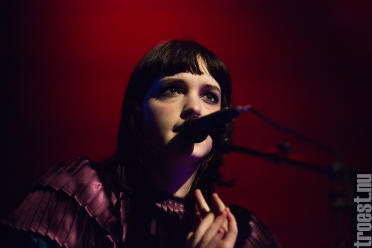 SO proud of my daughter singing in So-So Echo before Raveonettes @ Vega March 16 2013   PHOTO / PETER TROEST