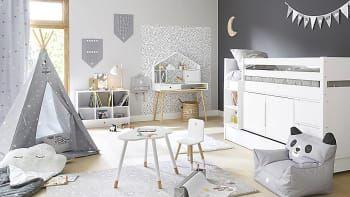 Meubles Deco D Interieur Style Bord De Mer Maisons Du Monde En 2020 Lit Enfant Maison Maison Du Monde Chambre Enfant