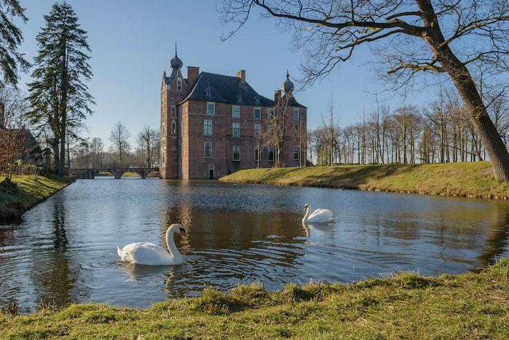 Foto 71. Kasteel Cannenburch, Vaassen, Epe, Gelderland, Netherlands #iederedagfoto