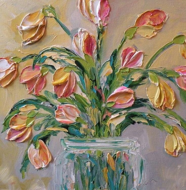 flowers art washes - photo #23