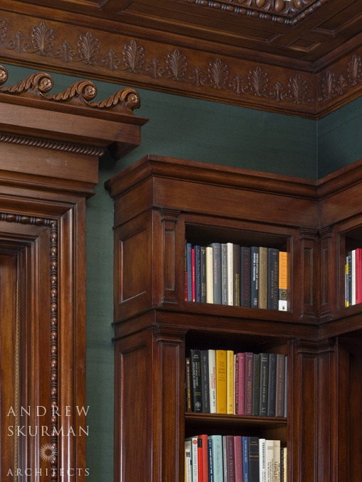 Wood Paneled Library: 10 Best Images About An Anglo-Grecian House On Pinterest