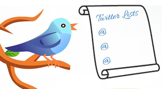 Twitter Lists for Beginners by The Fountains Agency #twittertips