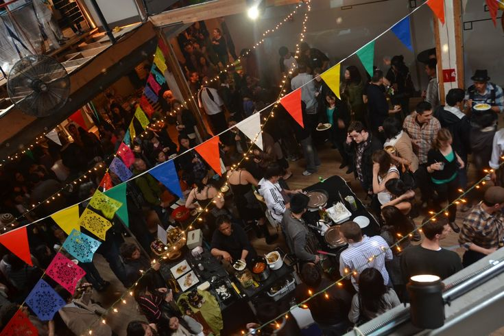 The Underground Market, San Francisco CA. An opportunity for 'home cook' entrepreneurs to occupy stalls and sell their products directly to the public. #events #markets #food #culture #community #sanfrancisco