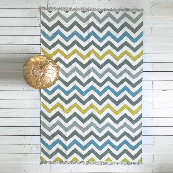 Graham And Green Emperor Rug: Graham & Green Chevron Rug