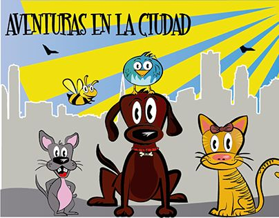 """Check out new work on my @Behance portfolio: """"Cuento Infantil""""…"""