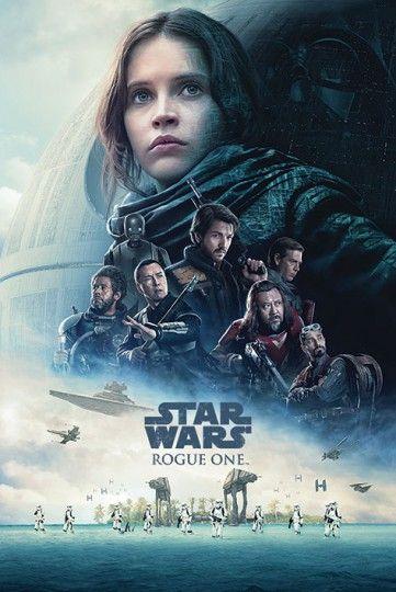 Star Wars Rogue One Łotr 1. Gwiezdne Wojny historie - plakat