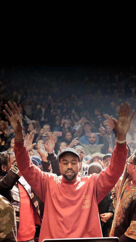 Parce que Kanye qui soulève vos messages, ça n'a pas de prix.