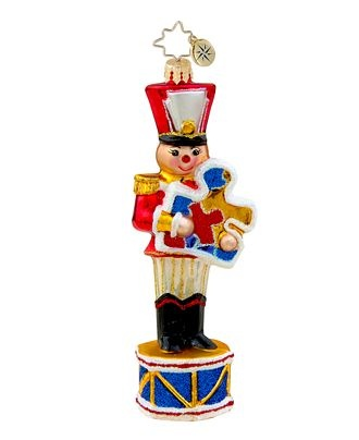 Radko Autism Charity Ornament Would LOVE TO HAVE THIS ON MY TREE!!!