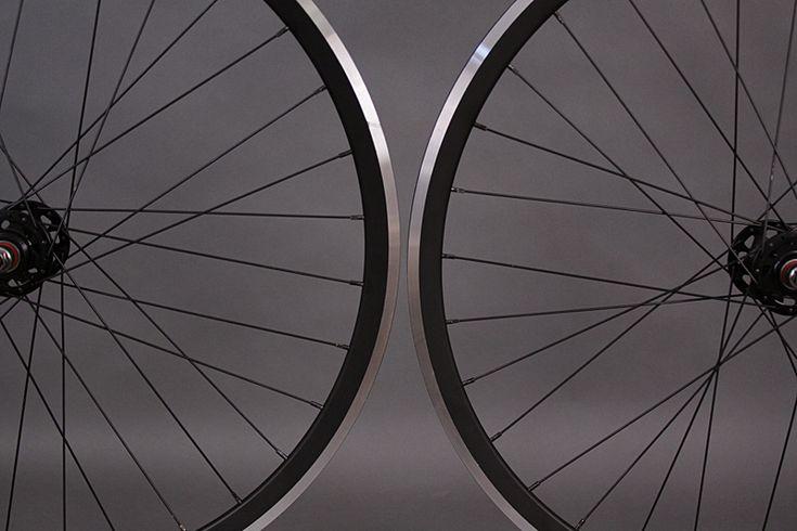 Velocity Deep V Track Bike Fixed Gear Singlespeed Wheels 32h [71927] - $189.00 Velomine.com : Worldwide Bicycle Shop, fixed gear track bike wheelsets campagnolo super record vintage bike
