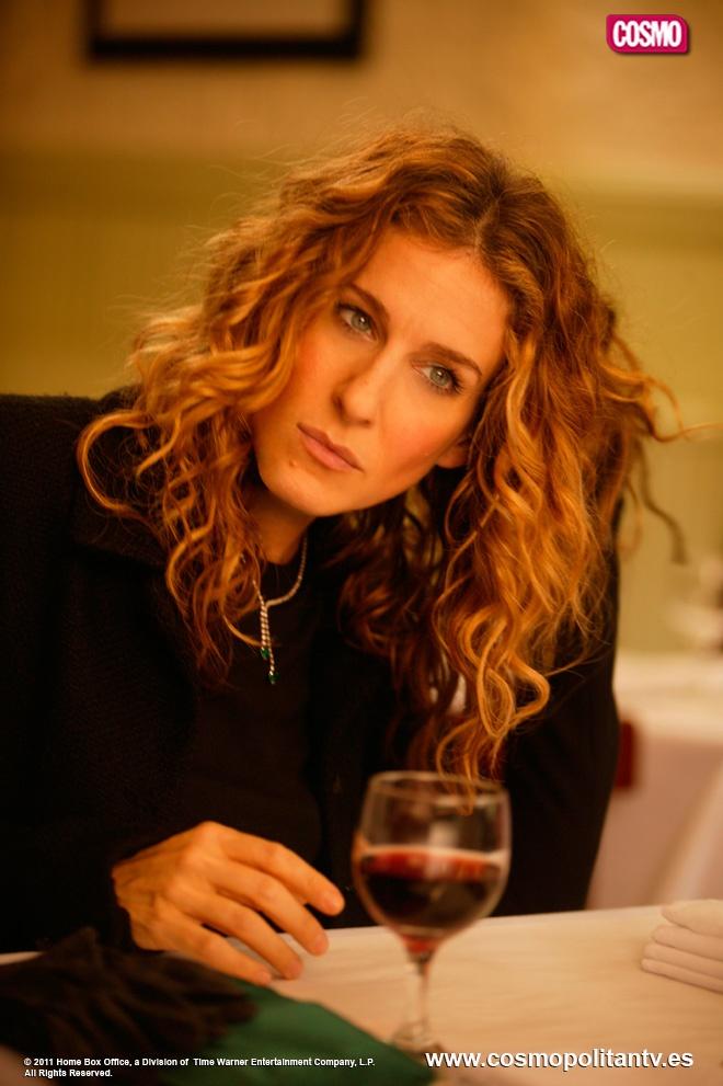 Carrie Bradshaw de Sexo en Nueva York. Actriz Sarah Jessica Parker