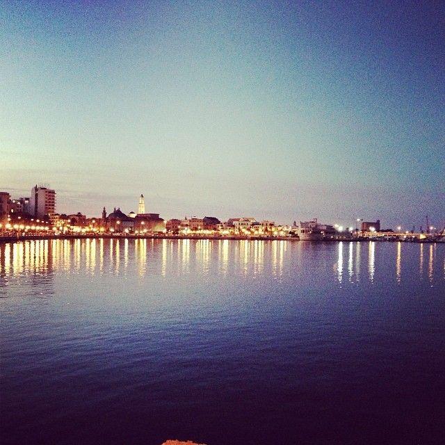 .@biancabronzino | Bari e il lungomare #weareinpuglia ️