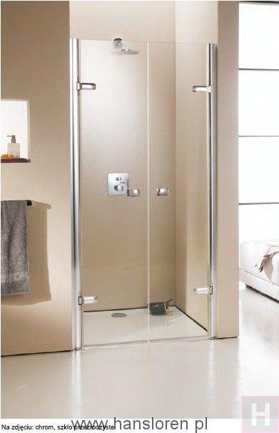 Enjoy Huppe elegance 4-kąt drzwi wahadłowe do wnęki 100 – 3T2403087322  http://www.hansloren.pl/Kabiny-prysznicowe/Drzwi-szklane-do-wneki/HUPPE