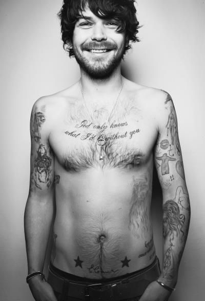 Simon Neil (Biffy Clyro) Might be the coolest guy ever