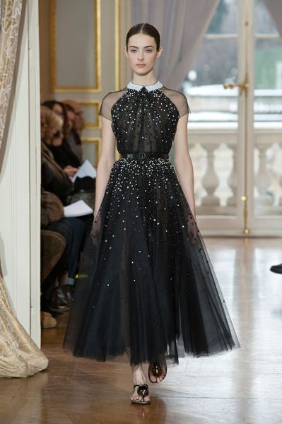 Six Couture Designers to Watch  Christophe Josse  Nostalgic for the Victorian era as well as the 60s, Josse pairs those elements with sportswear references, embellishing classic silhouettes with discreet yet luxurious materials. Think rich furs on simple shift dresses for a timeless gamine look.