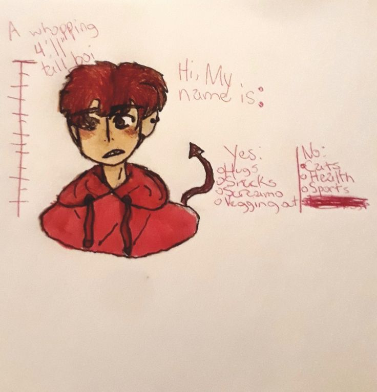 monster resignation letter%0A A new boi oc I made  need a name  Sorry for my terrible camera skills  XD Update on myself  I haven u    t been active bc I u    ve been working hard on  finals for a
