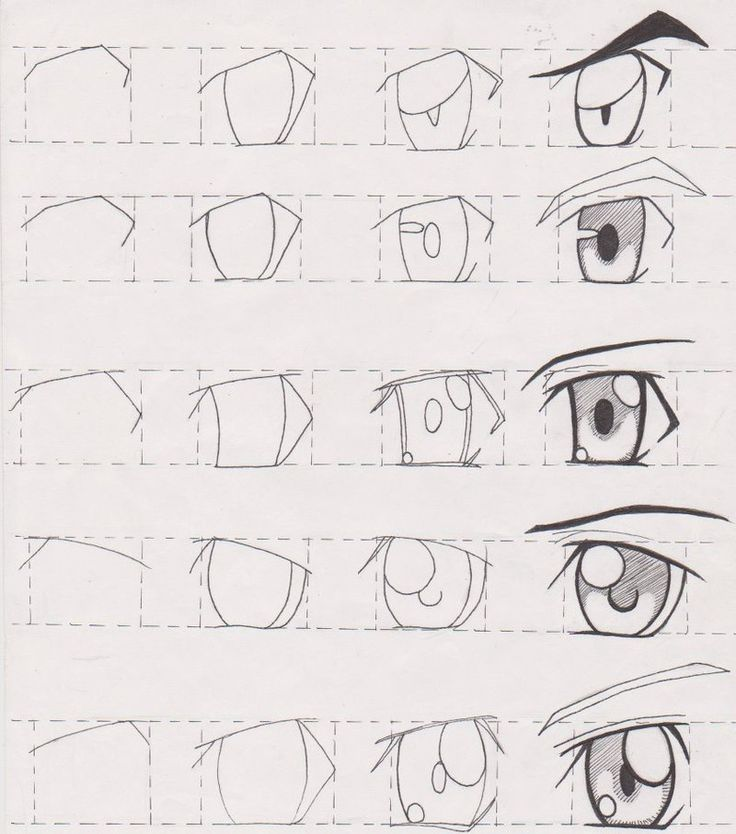 Manga Tutorial Male Eyes 02 by FutagoFude-2insROID.deviantart.com on @deviantART